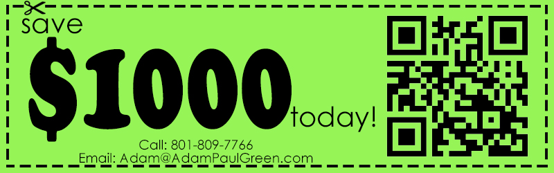 Adam Paul Green Success Coach