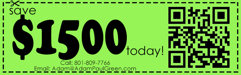 Success Coach Adam Paul Green