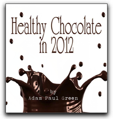 Healthy Chocolate eBook