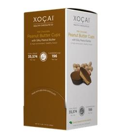 Xocai Peanut Butter Cups