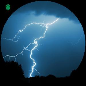 rain-lightning