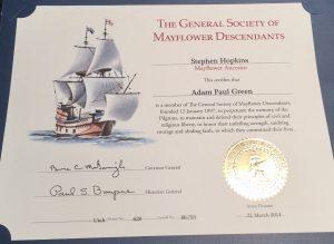 mayflower-certificate