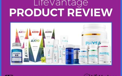 LifeVantage Product Review