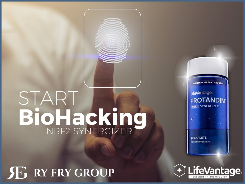 Forget Ordinary Supplements: Protandim NRF2 Biohacks Your Cells